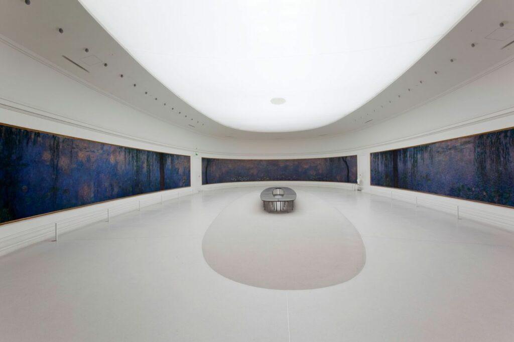 Vue des collections (Claude Monet, Les Nymphéas, 1914-1926)
