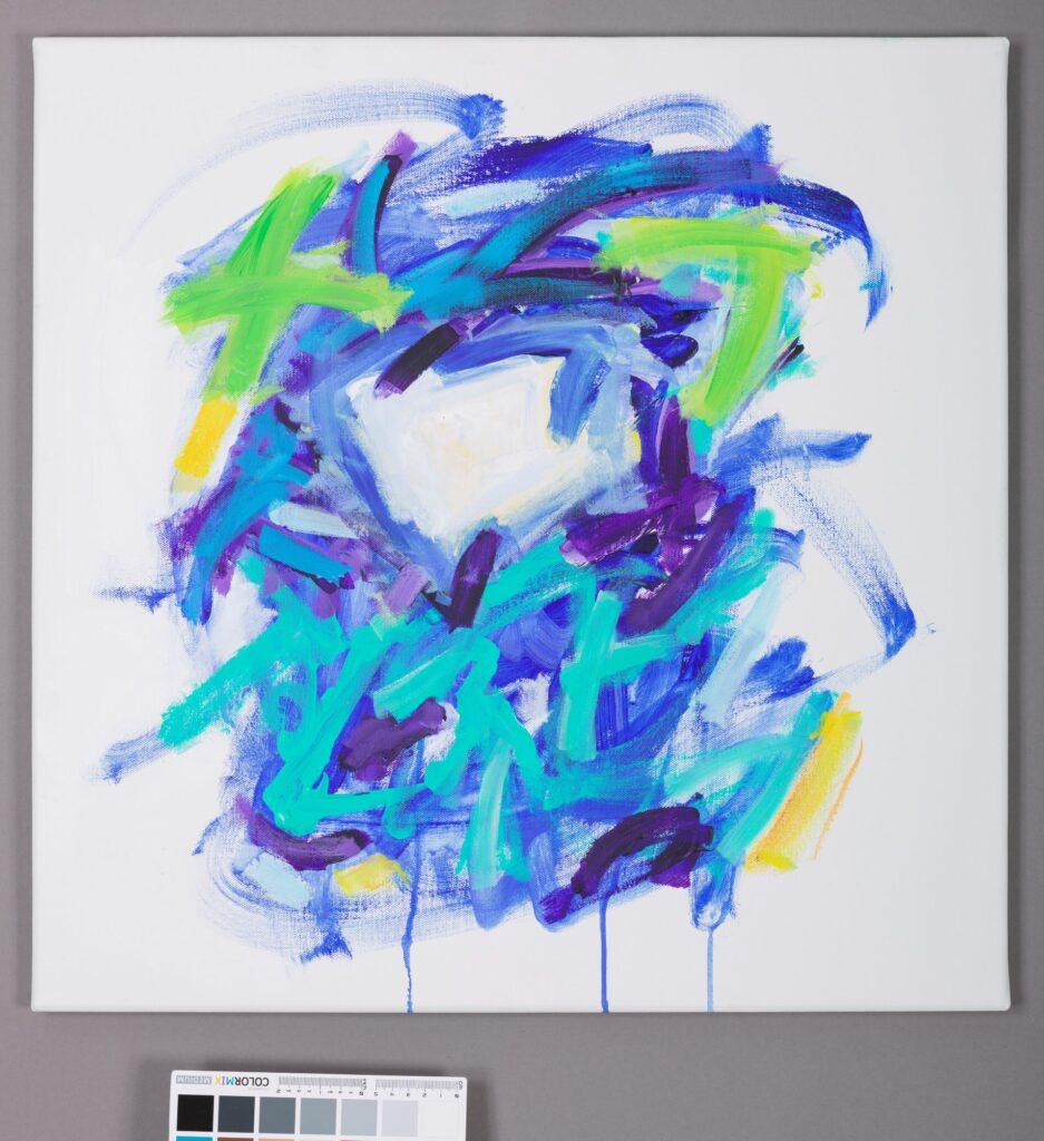 Exposition Francis Wilson au musée Jean Lurçat-More Couleurs Sans Paroles 53