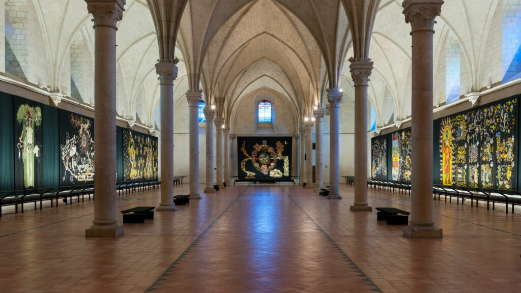 Exposition Francis Wilson au musée Jean Lurçat-musée Jean Lurçat