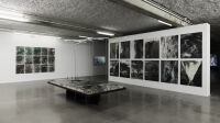 Exposition La mesure du monde au MRAC, vue de l'exposition au Mrac, Sérignan, 2019. Photographie Aurélien Mole