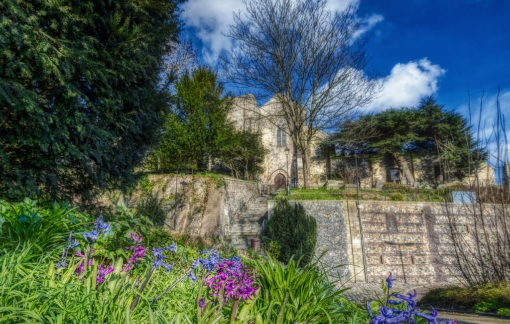 Abbaye de Graville-rue Elisée Reclus