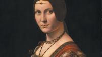 Léonard de Vinci, La Belle Ferronnière (détail) © Musée du Louvre, dist. RMN Grand Palais_Michel Urtado (1)