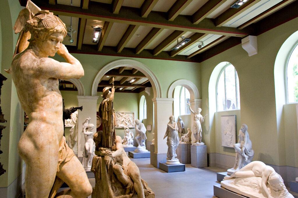 Musée Granet- Galerie de sculptures