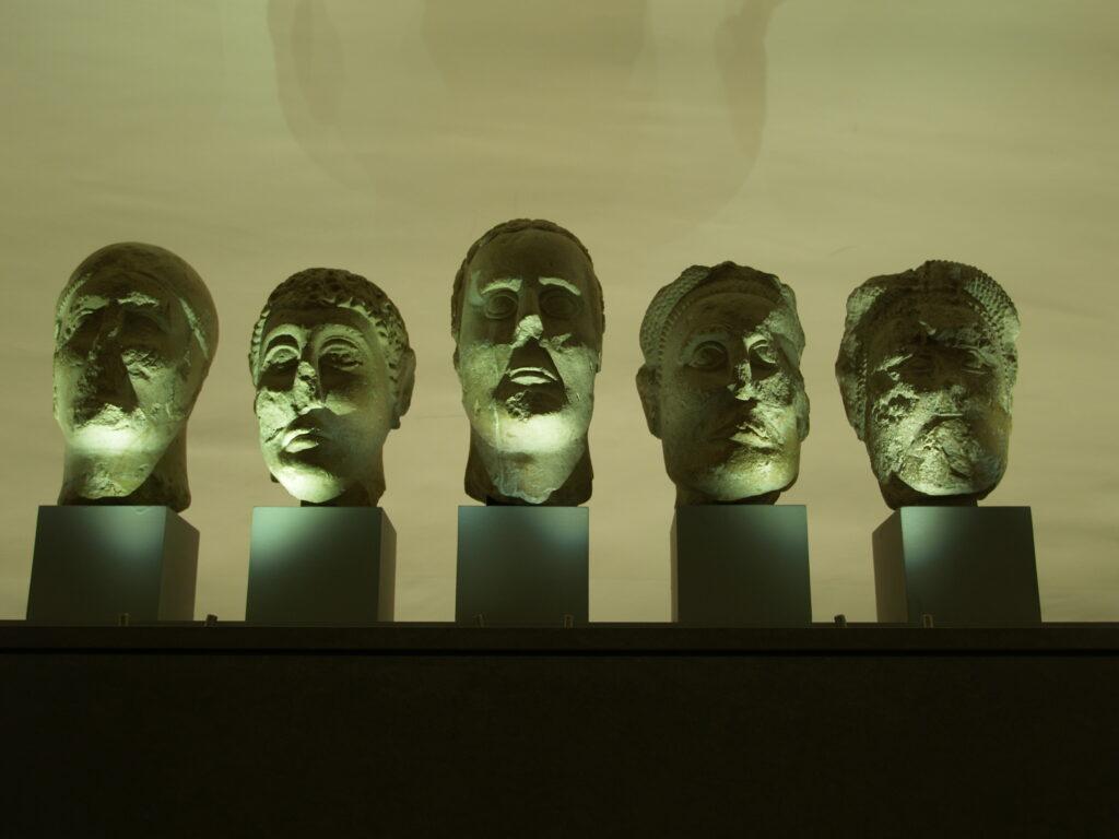 Musée Granet-sculptures