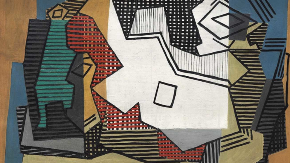 Pablo Picasso, Nature morte, 1922, Art Institute of Chicago