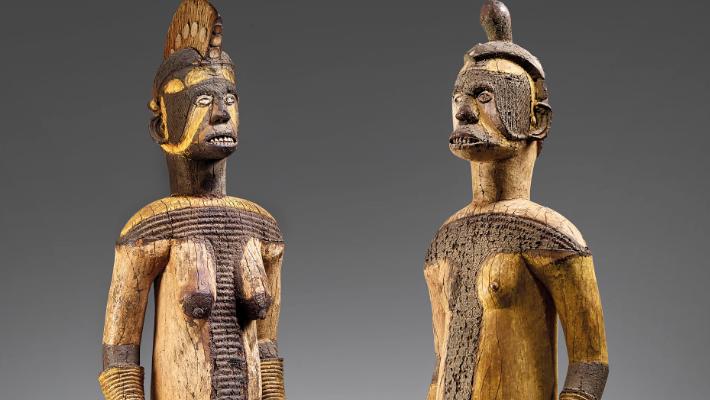 statuettes igbo