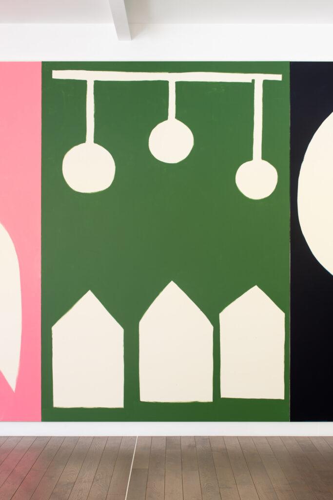 Vue de l'exposition, Stephen Felton - FRAC Champagne-Ardenne