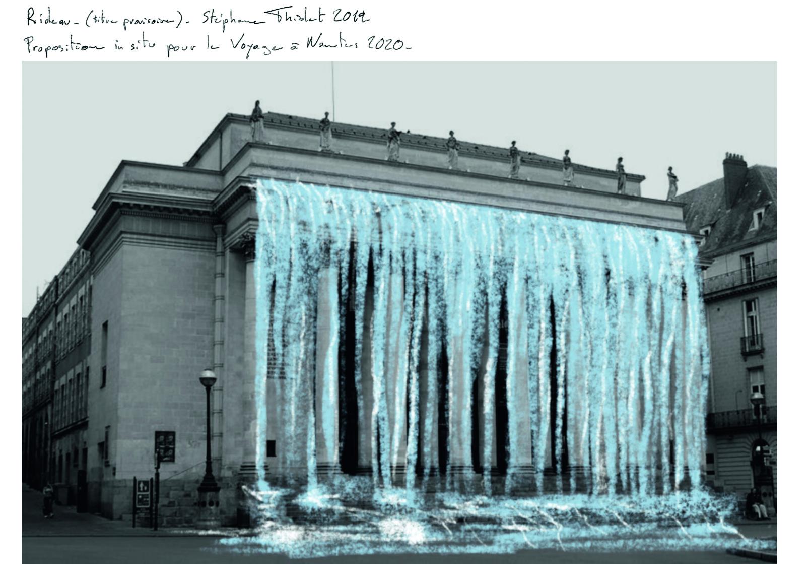 Cet Ete Deambulez Dans Les Rues Creatives De Nantes Arts In The City