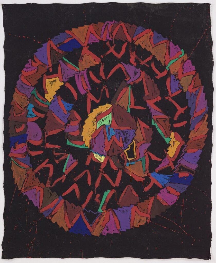 Exposition Francis Wilson au musée Jean Lurçat- Begwisan, 1993