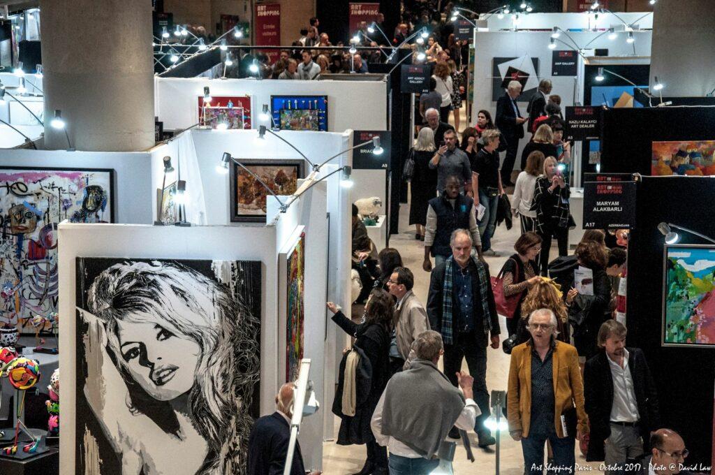 Art Shopping 2019, Carrousel du Louvre
