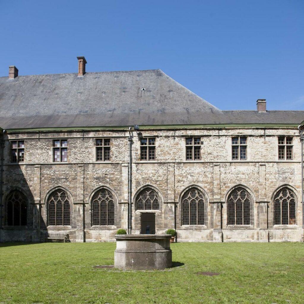 Abbaye Saint-Pierre à Gand