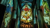 balade-à-gand-église saint nicolas-LightsonVan Eyck_8c_Daphne_Matthys