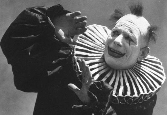 Larmes de clown, 1924