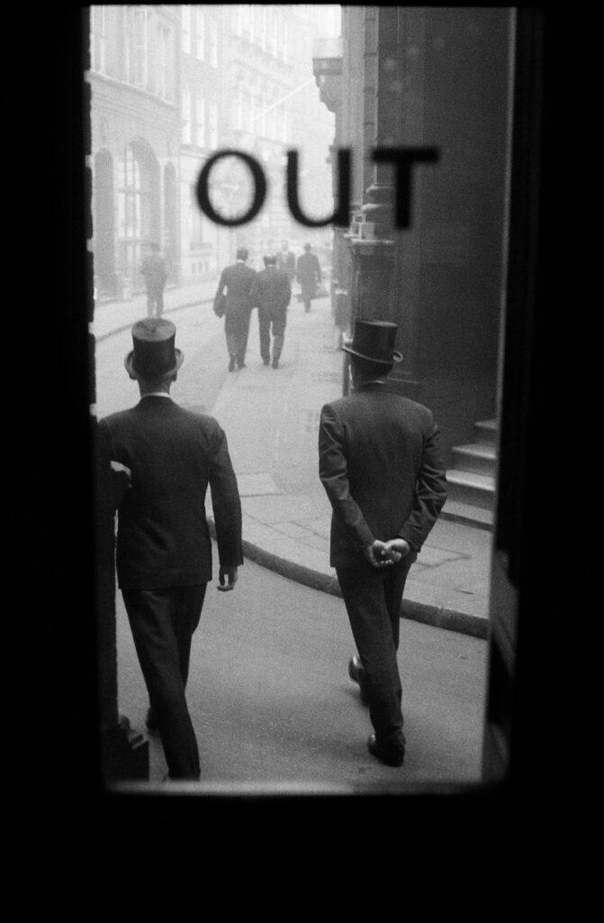 Sergio Larrain, Londres, 1959