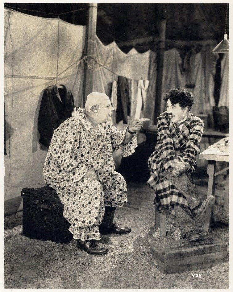 Le Cirque, 1928