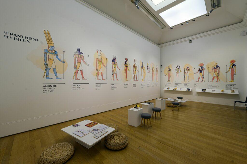 Exposition Pharaon, Osiris et la momie