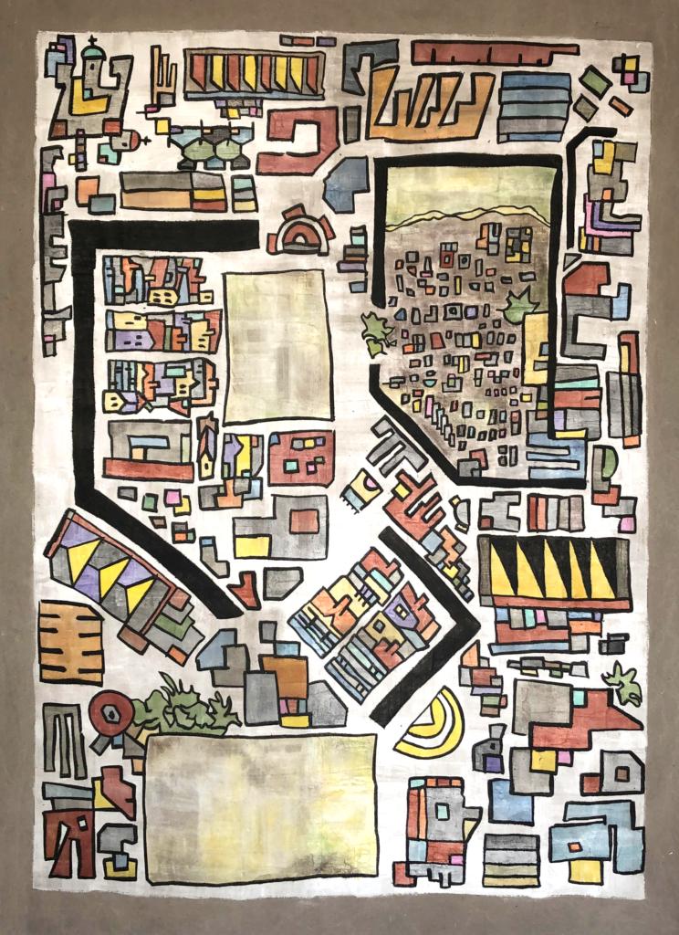 Memoria cartográfica de saberes populares, 2020