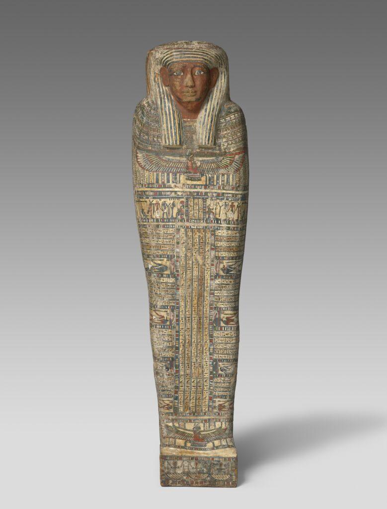 Cercueil inférieur de Ptahirdis