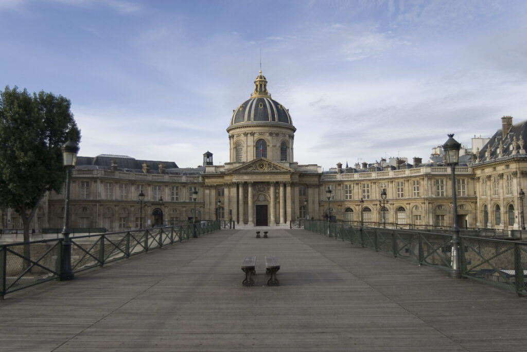 Institut de France à Paris