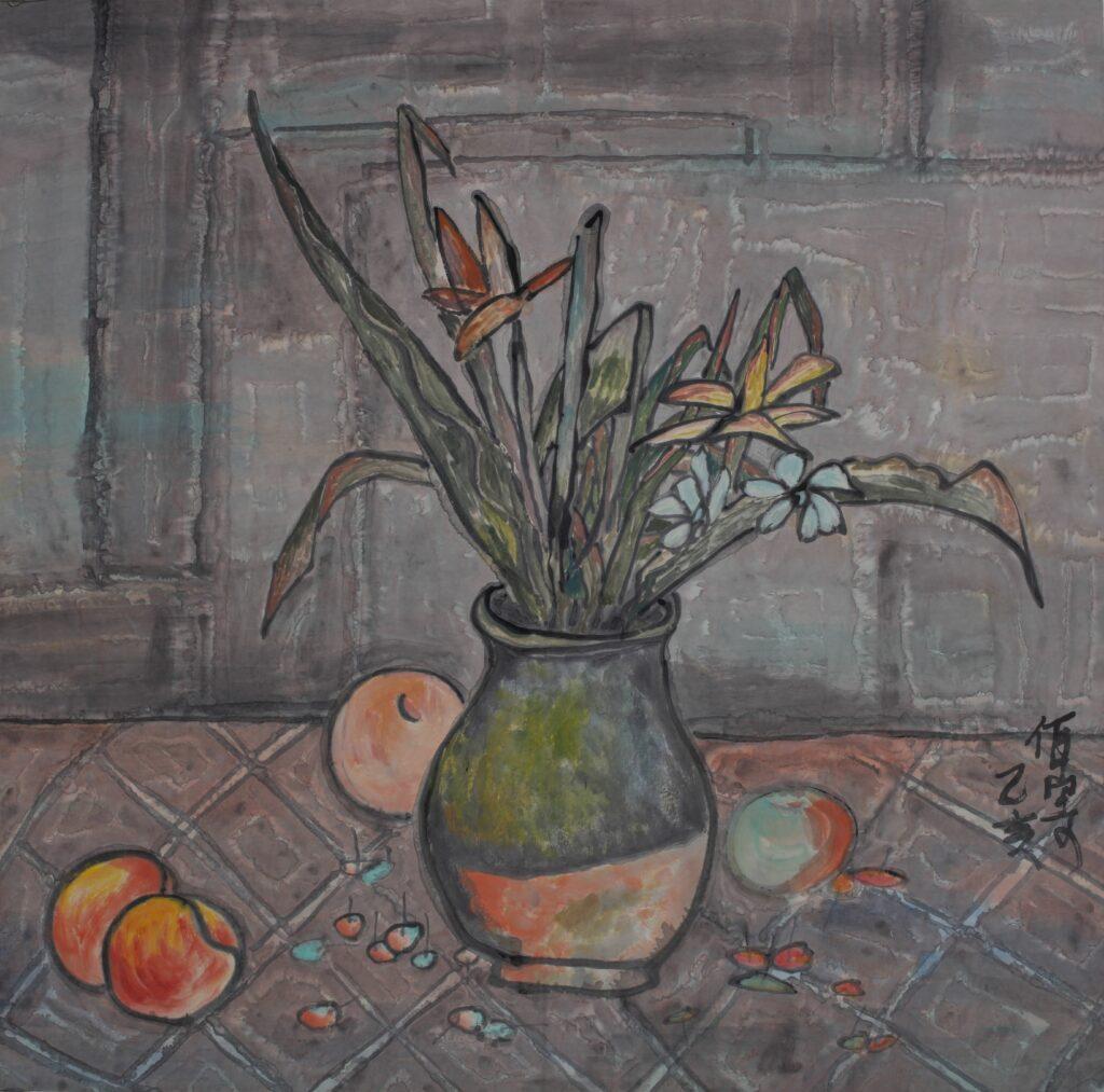 Yang Ermin, Sans titre, 1993