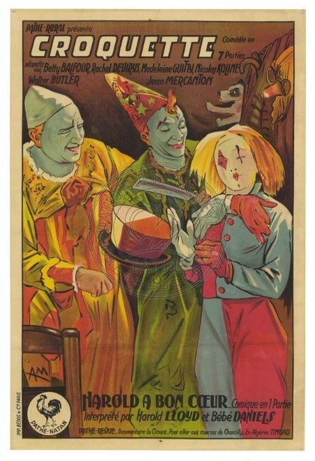 Croquette, 1927