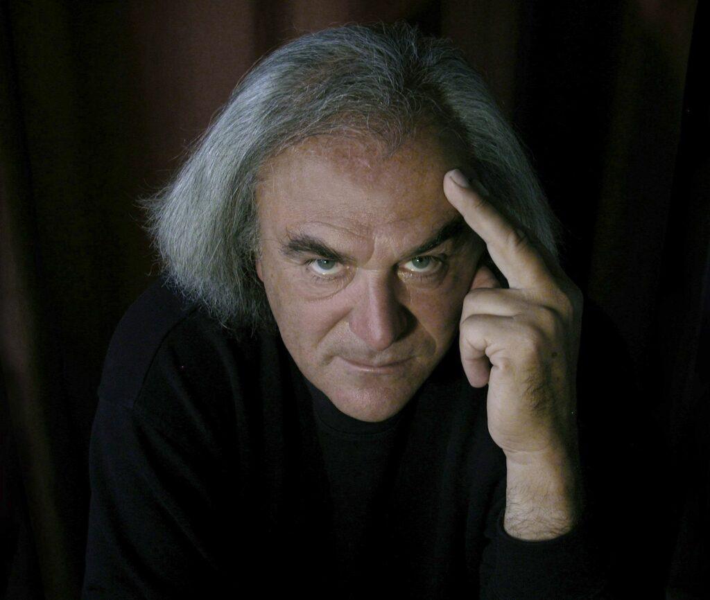 Portrait d'Alain Fleischer