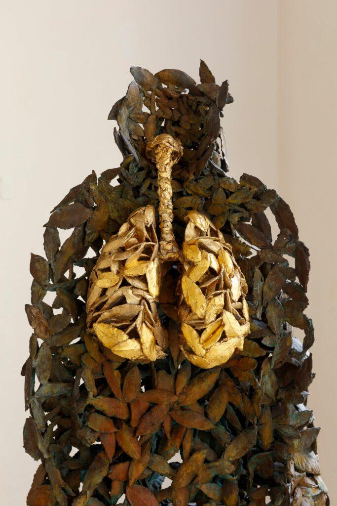 Respirare l'ombra, Giuseppe Penone, 2020