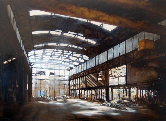 Patrick Bastardoz, Ateliers, 2008