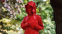 colomia attrape-coeur statue volée ranelagh
