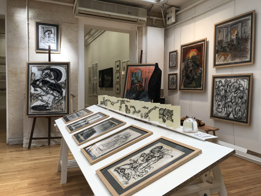 Exposition Salon DDESSIN 2020 26