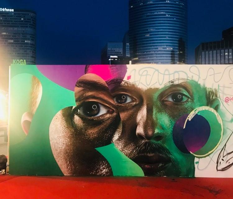 Festival Urban Week - Paris La Défense - Koga