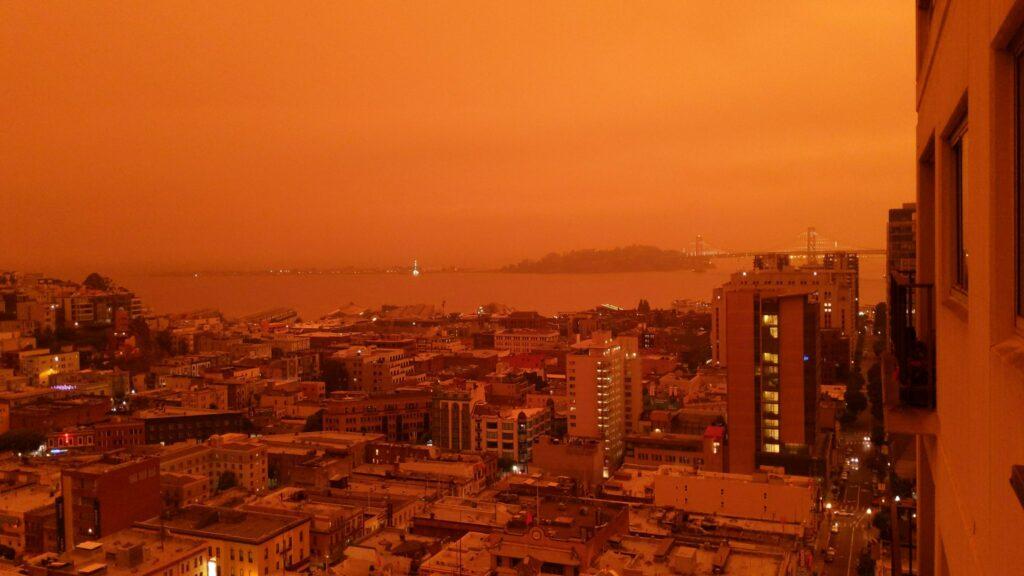 San Francisco, le 09 septembre 2020