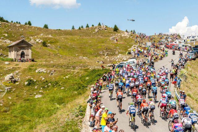 Tour de France dans les Cévennes