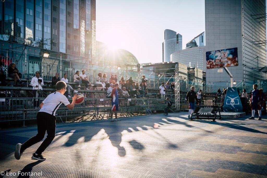 Skate libre à Urban Week