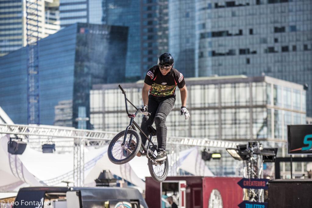 Performance BMX à Urban Week