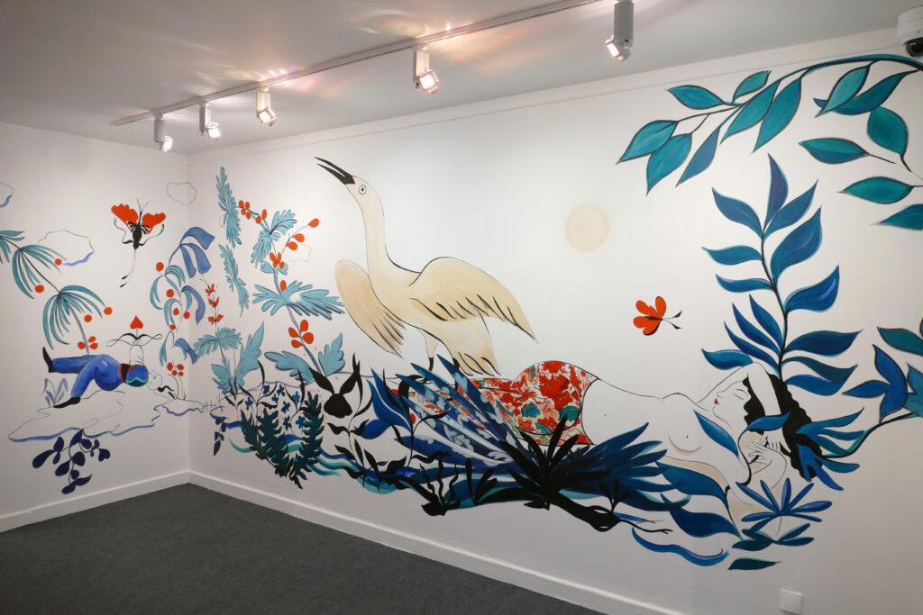 Exposition Muses & Merveilles Musée Mandet Fabienne Cinquin