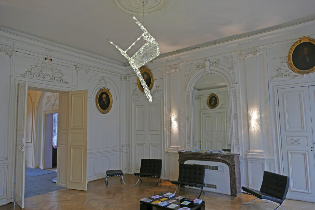 Salon d'honneur Musée Mandet