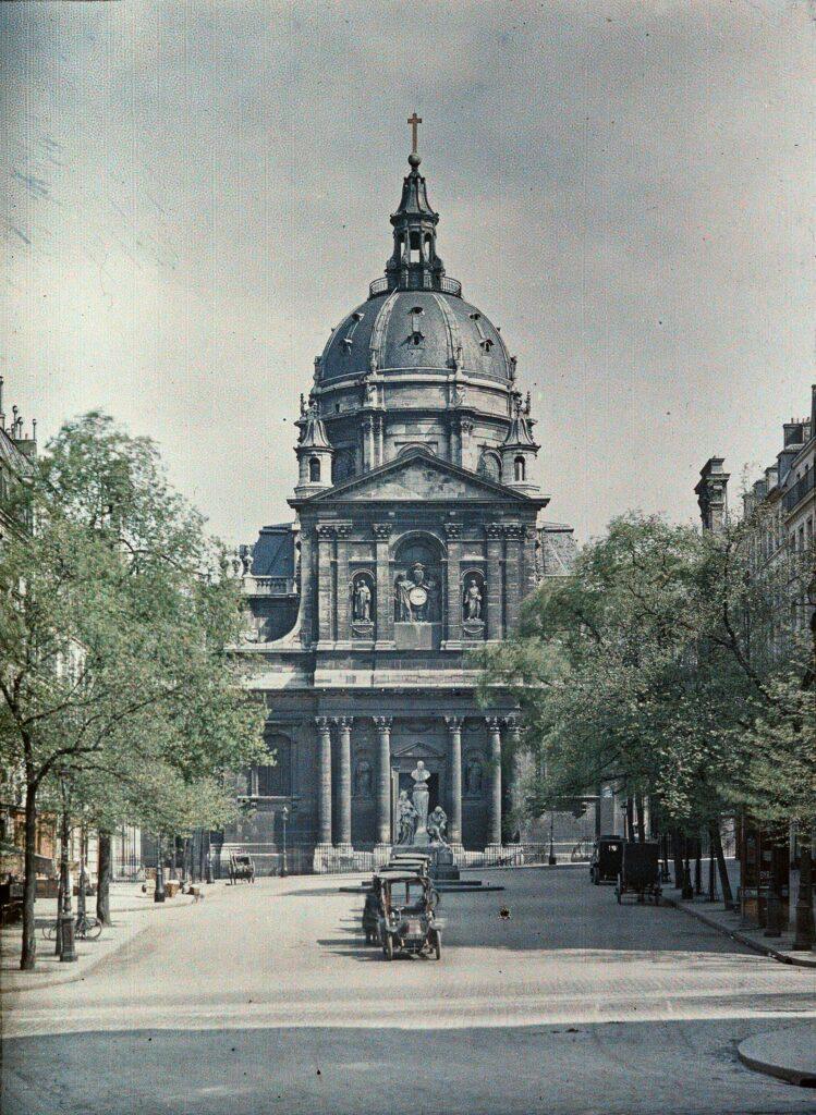 Auguste Léon, Paris 7e, Les Invalides, 6 mars 1920