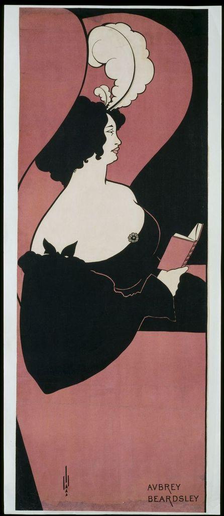 Aubrey Beardsley (1872-1898) Affiche, vers 1894