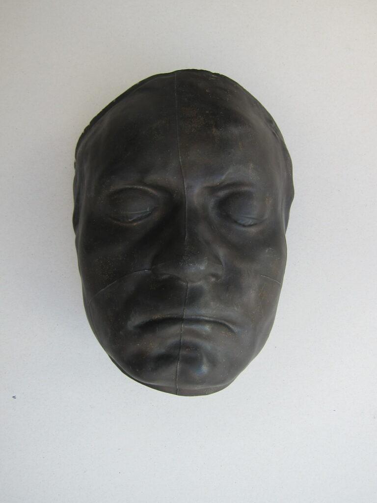 Franz Klein, Masque sur le vif de Ludwig van Beethoven