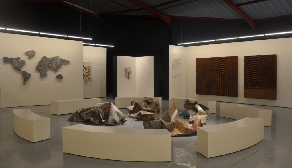 Fatiha Zemmouri, exposition Intra Muros