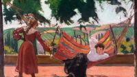 exposition-jean puy et vollard-musée joseph-déchelette