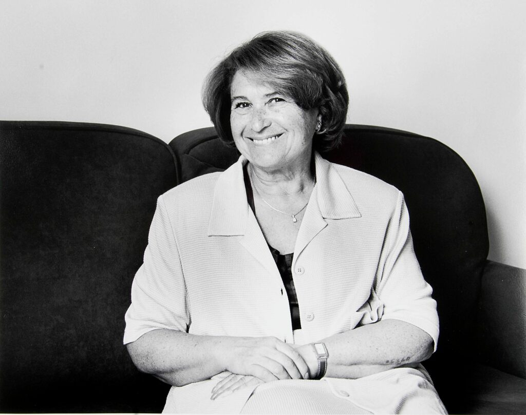 Portrait d'Ida Grinspan