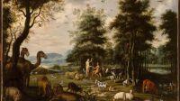 exposition les origines du monde musée d'orsay