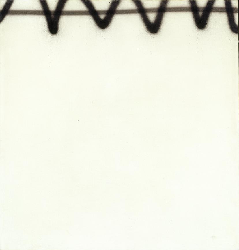 Martin Barré, 65-H-L-78x74, 1965
