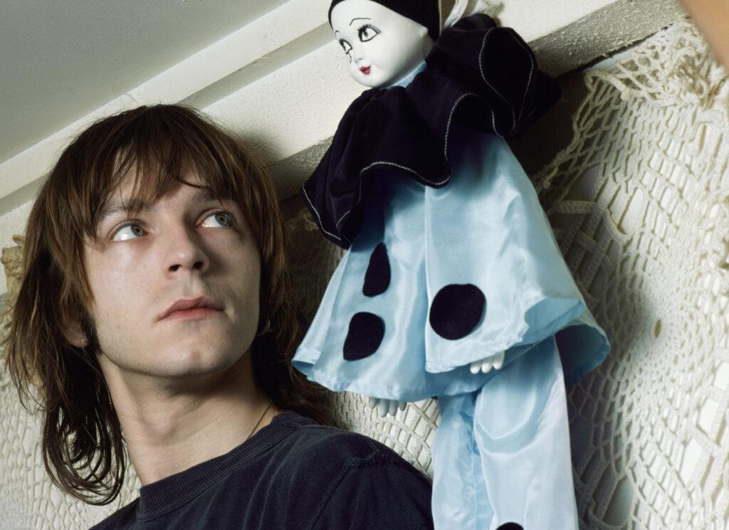 Renaud chez lui dans les Hauts de Seine le 8 Mars 1979