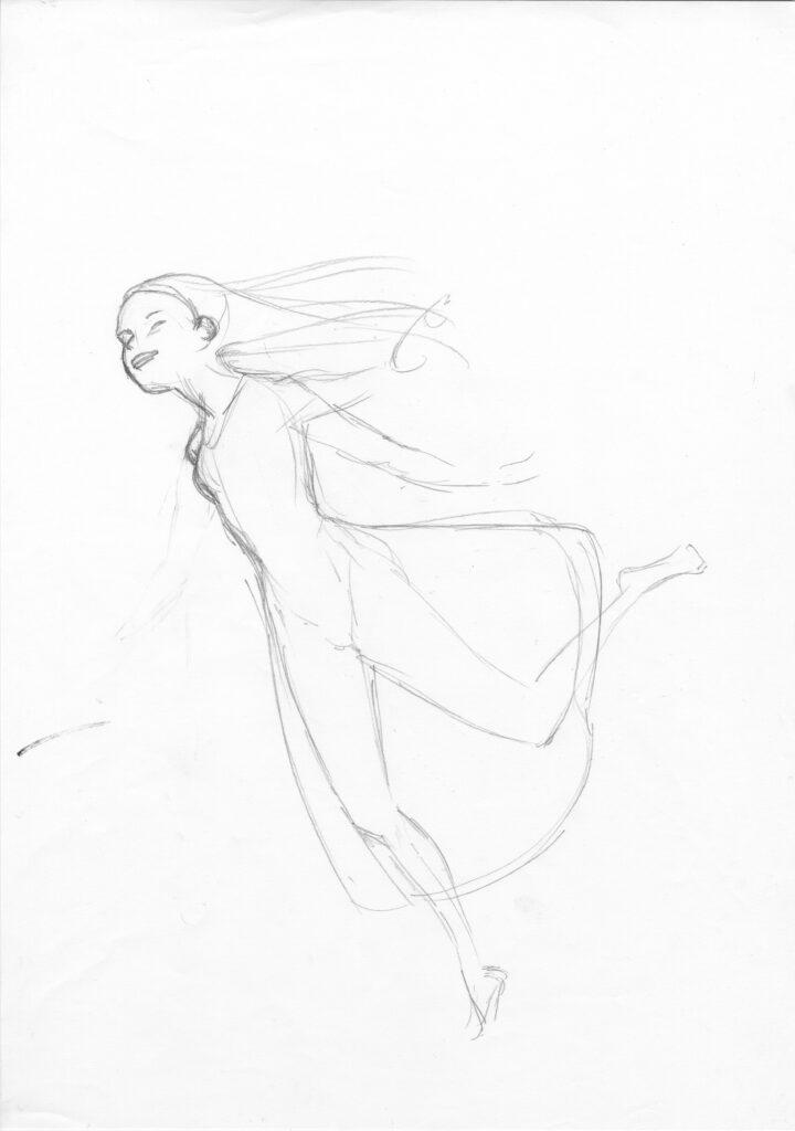 Sébastien Laudenbach, La jeune fille sans mains, 2015