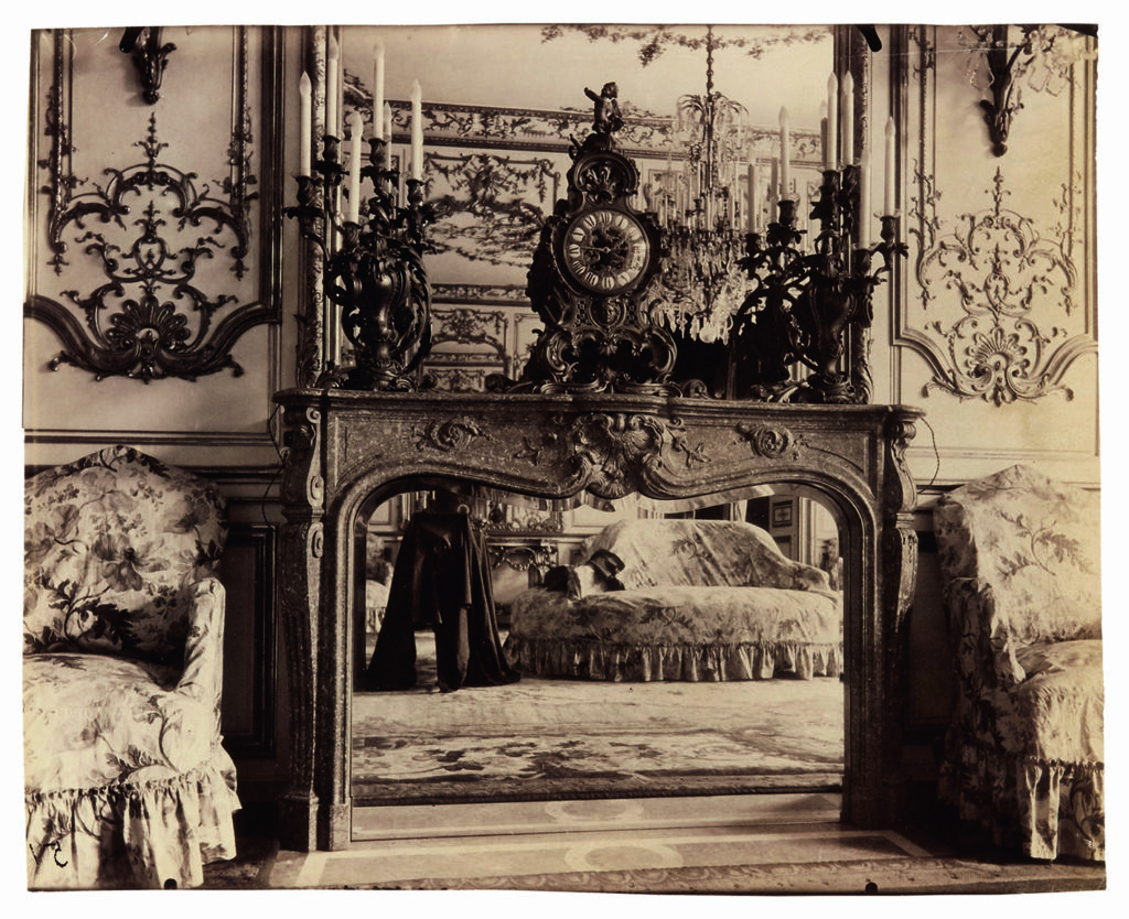 Eugène Atget, Ambassade d'Autriche, 57, rue de Varenne, VIIe, 1905