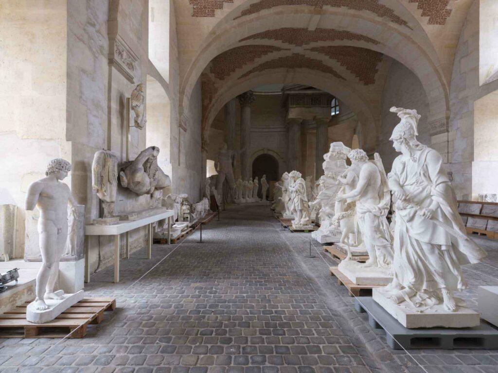 Galerie des Sculptures et des Moulages de Versailles