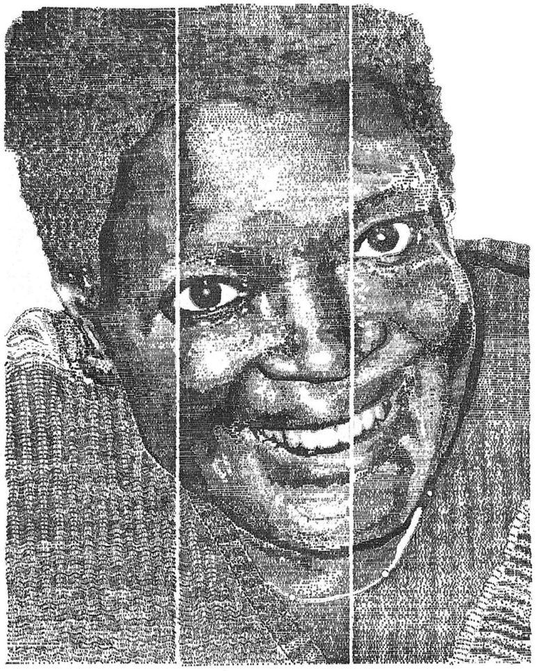 James Cook, Portrait d'Ian Hylton